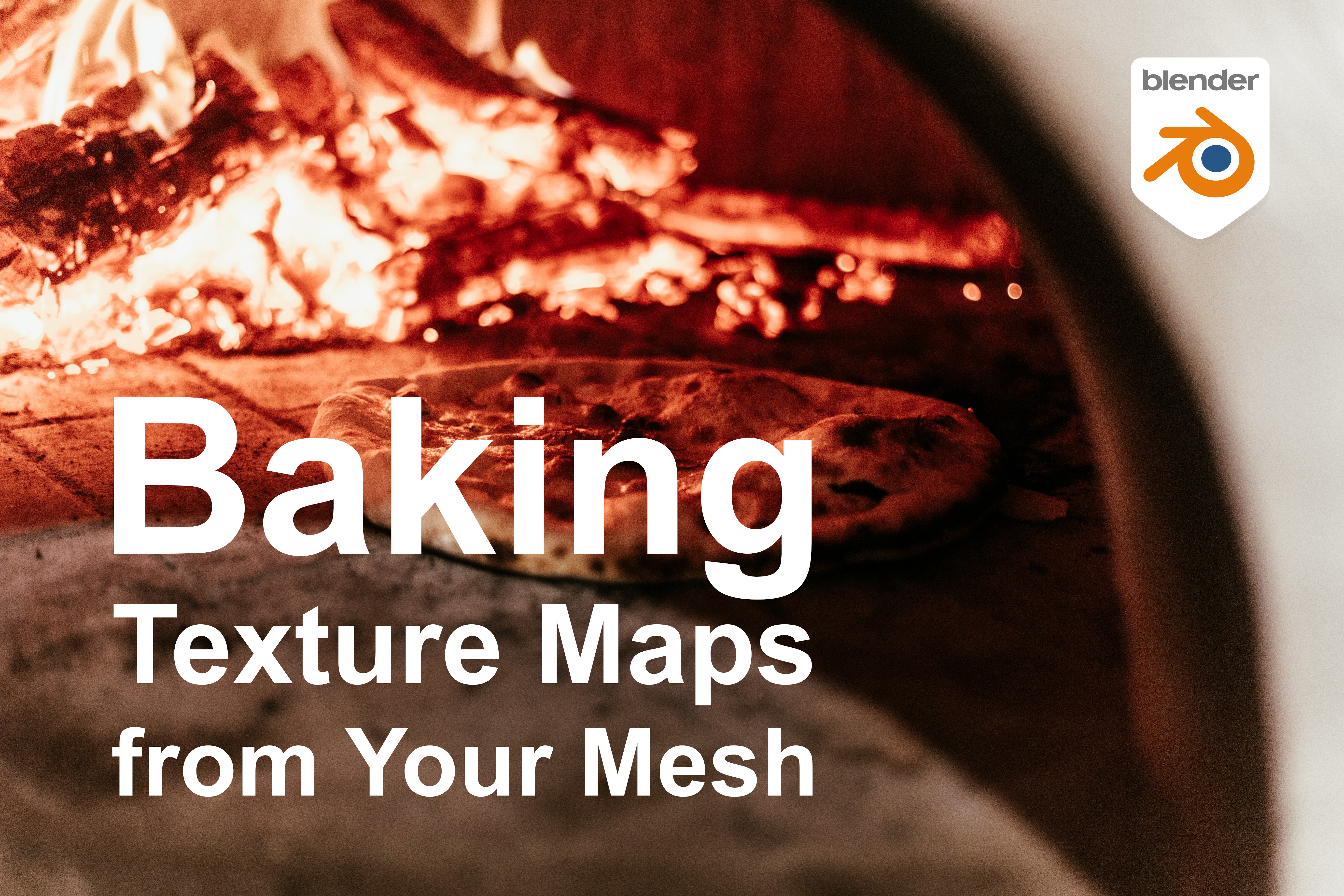 Baking Texture Maps from Your Mesh
